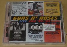 Live Era '87-'93 [Explicit] by Guns N' Roses (2CD,1999)