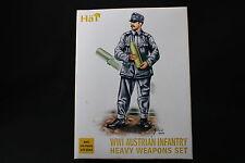 YI163 Hät 1/72 Figurine Militaire 8081 WWI AUSTRIAN INFANTRY HEAVY WEAPONS SET