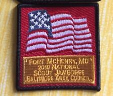 BALTIMORE AREA COUNCIL JAMBOREE 2010 PATCH BOY SCOUT 2017 STOCK UP 11.0