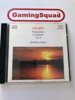 Chopin Nocturnes Vol.2 CD, Supplied by Gaming Squad Ltd