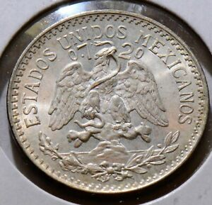 M0040 Mexico 1944  50 Centavos   combine shipping