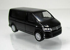 Herpa 028738 Volkswagen VW T6 Multivan -  brillantschwarz