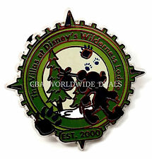 NEW Disney Vacation Club DVC 2015 The Villas at Wilderness Lodge Mystery Pin