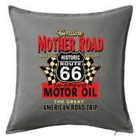 Hotrod 58 American Car Cushion Cover Pillow Case Hot Rat Rod 66 Mother Road 187