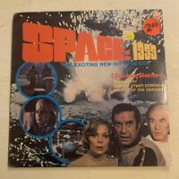 RARE SEALED Space: 1999 TV Show Episodes 3 Stories Sci Fi LP Power Records Mint