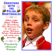 Christmas with the Polish Nightingales - Boy Sopranos - Rare Archive CD