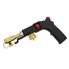 Bisupply Electric Hand Held Torch Head Push Button Self Igniting Propane Torch