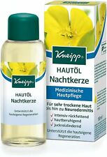 Kneipp Body Oil Evening Primrose, For Dry And Irritated Skin 3.4 fl,ozs/100ml