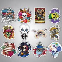 Cartoon Horror Animal Cute Funny Mix Collection Stickers Laptop Skateboard Deco