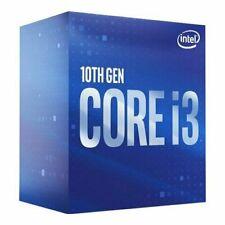 Intel Core i3-10300 Processore (4,4 GHz, 4 Cuori, Socket LGA1200, Box) - BX8070110300