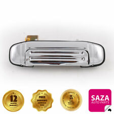 Right Rear Outer Outside Chrome Door handle Clip Mitsubishi Pajero NL 97-2000