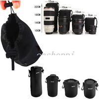 Matin Neoprene waterproof Soft Camera Lens Pouch bag Case Size- S M L XL A1