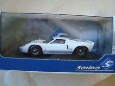 Solido Ford GT40 GT 40 1966 S4303200 - Ixo 1/43 Cochesaescala