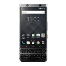 New BlackBerry ® Key1 32Gb Silver (Unlocked) (10/10) Key One Bbb100-2 Unused A+