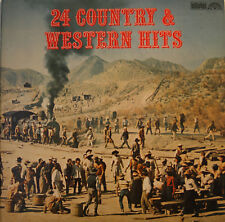 "12"" 24 Country & Western Hits "" Bellaphon Rec. BLS 5529       15)"