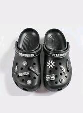 New Pleasures X Crocs Utopia clog Black Size 10