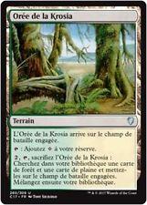 MTG Magic C17 - Krosan Verge/Orée de la Krosia, French/VF