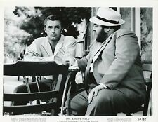 ROBERT MITCHUM THE ANGRY HILLS  1959 VINTAGE PHOTO ARGENTIQUE N°2