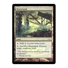 MTG Judge Promo * Wasteland FOIL