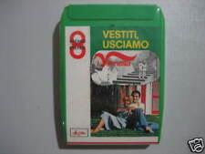 """VIANELLA """"Vestiti usciamo"""" Stereo8 Originale SIGIL"""