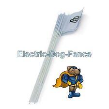 PetSafe Electric Dog Fence Training Flags Bundle of 50 Landscape Markers