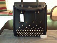 Alexander McQueen Heroine Satchel Bag Leather Large HARD TO FIND .RETAIL 3800.00