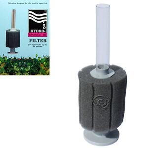 ATI Hydro Sponge Filter 3, Patented Aquarium Filters; AAP Authorized seller