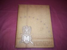 1941 Pennant McCallie School-Chattanooga, Tennessee Yearbook