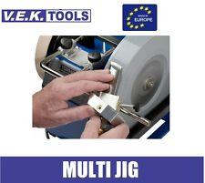 TORMEK T8, T7, T4 Wet Stone Sharpening System- Sharpening Skew Chisels Jig SVS50