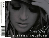 Christina Aguilera ‎Maxi CD Beautiful - Europe (EX+/EX+)