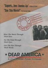 Dear America Letters Home From Vietna 0026359020728 DVD Region 1