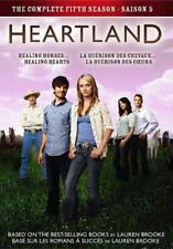 HEARTLAND: SEASON 5 NEW DVD
