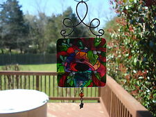 Suncatcher Christmas Jewels with Star dangle 3 inches 0478 258