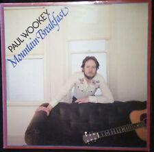 PAUL WOOKEY MOUNTAIN BREAKFAST VINYL LP AUSTRALIA