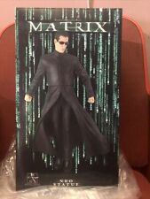 The Matrix Reloaded Neo 1/6 Scale Statue Gentle Giant Keanu Reeves Gentle Giant