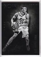 2014-15 Panini Noir #86 Black and White Rookies Dante Exum Utah Jazz RC Rookie