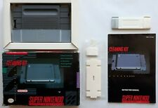 SNES - Cleaning Kit (NTSC) Super Nintendo