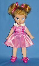 Disney Princess Aurora doll-Toddler;Sleeping Beauty;vinyl face;plush,soft body