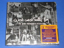 Jimi Hendrix - West coast seattle boy - The Jimi Hendrix anthology - CD+DVD S/S
