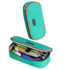 Homecube High Capacity Pencil Brush Case Box Pen Pouch Bag Makeup Storage Bag