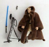 Star Wars 2001 SAGA Series #36 Obi-Wan Kenobi Action Figure Complete