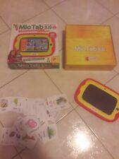 Mio tab 3.0 Lisciani FUNZIONANTE tablet per bambini