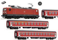 Roco H0 73325 BR 114 DCC SOUND + Personenzug 1:100 DB Ep.5 NEU 45518 45519 45715