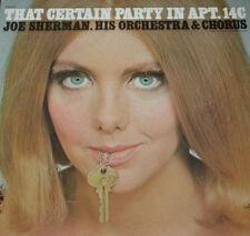 JOE SHERMAN ORCHESTRA CHORUS Certain Party In Apt 14C Rare MOD POP Exotica 60's