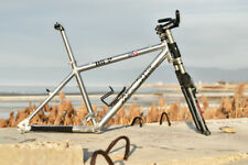 Azonic DS2 DS-2 Dual Slalom 4X Trials Dirt Jump DJ frame, dual crown fork, extra