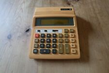 VINTAGE OLYMPIA Model: LCD 302 CALCULATOR WORKING RARE made in japan