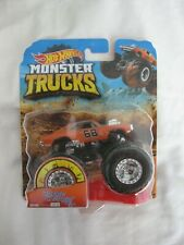 Hot Wheels Monster Truck Dodge Charger Dukes Of Hazards Mint In Card
