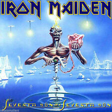 IRON MAIDEN - Seventh Son of a Seventh Son [ECD] - New Sealed CD