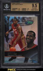 2003 eTopps Basketball LeBron James ROOKIE RC /10000 #43 BGS 9.5 GEM MINT