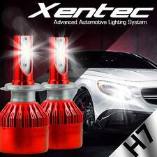 100W 38800LM H7 CREE LED Headlight Kit High Beam Light Bulbs White High Power